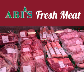Abi's Fresh Meat